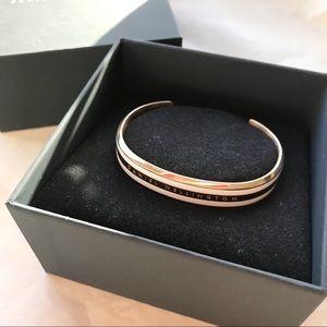 Daniel Wellington Classic Bracelet White/Rose Gold